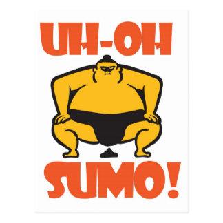 POSTAL ¡SUMO UH-OH!