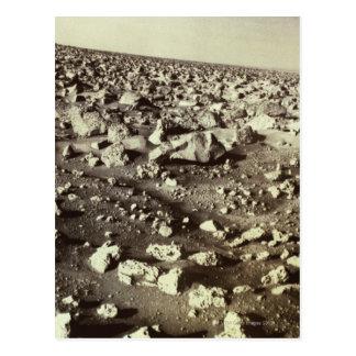 Postal Superficie de Marte
