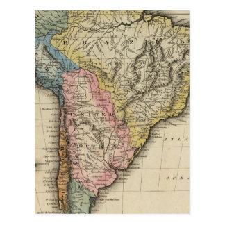 Postal Suramérica 24