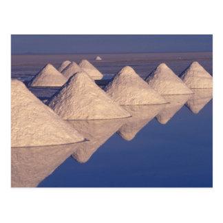 Postal Suramérica, Bolivia. Salar de Uyuni