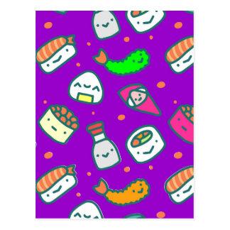 Postal Sushi Moki