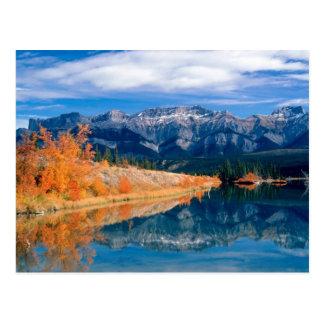 Postal Talbot Lake Jasper Alberta, Canada