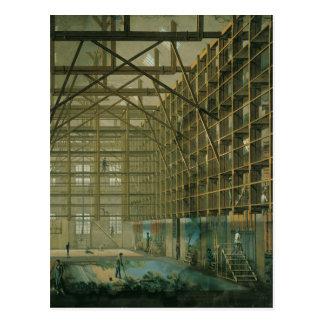 Postal Taller de la ópera de París, c.1800-20 de la