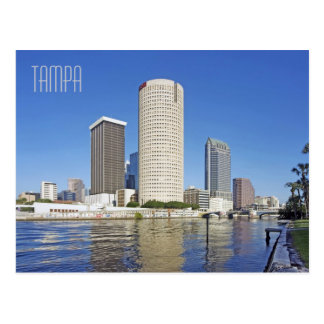 Postal Tampa la Florida, ciudad de campeones