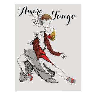 Postal Tango de Amore