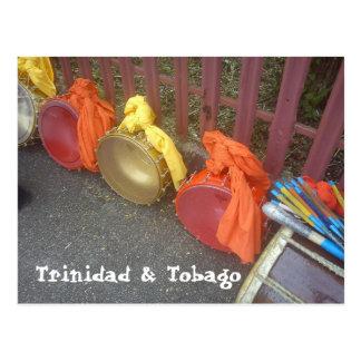 Postal Tasas, Trinidad y Trinidad y Tobago