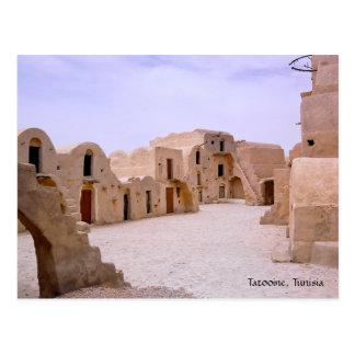 Postal Tatooine, Túnez