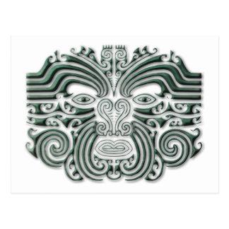 Postal Tatuaje-piedra de Maroi