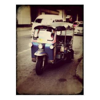 Postal ¿Taxi?