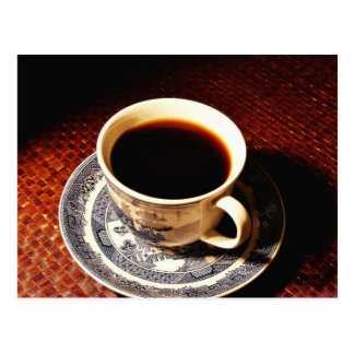 Postal Taza de café