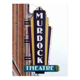 Postal Teatro de Murdock, Wichita, Kansas