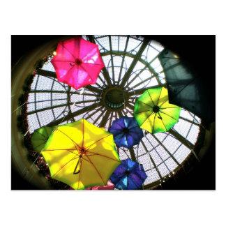 Postal Techo Las Vegas de los paraguas de Palazzo