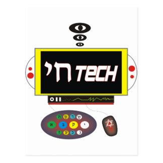 Postal Tecnología de Chai