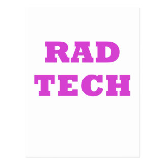 Postal Tecnología del Rad
