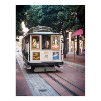 Postal Teleférico de San Francisco