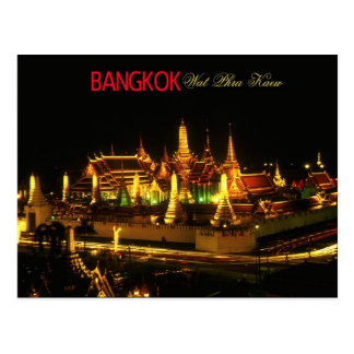 Postal Templo del Buda esmeralda, Bangkok