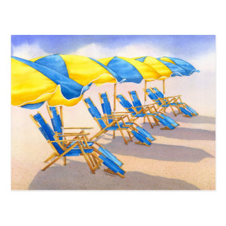 Postal Tentar Beachbrellas