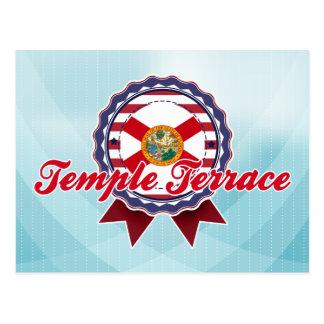Postal Terraza del templo, FL