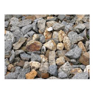 Postal Terreno rocoso