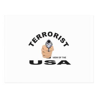 Postal terrorista en los E.E.U.U.