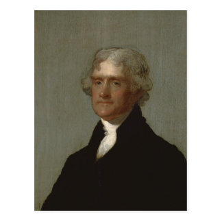Postal Thomas Jefferson