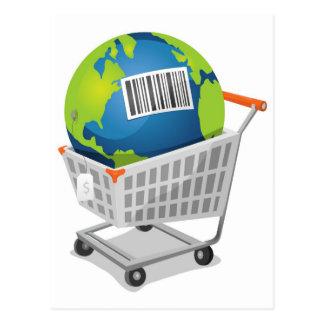 Postal Tierra para la venta