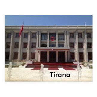 Postal Tirana