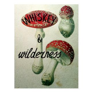 Postal Toadstool del whisky y del desierto