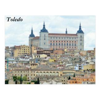 Postal Toledo, España