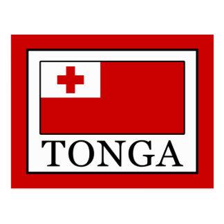 Postal Tonga
