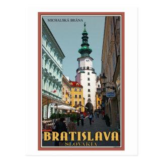 Postal Torre de Bratislava - de Michael
