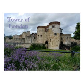 Postal Torre de Londres