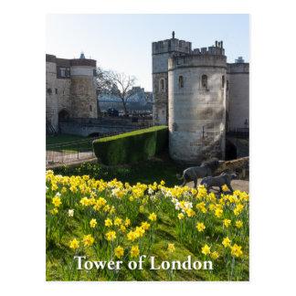 Postal Torre de Londres, Inglaterra Reino Unido
