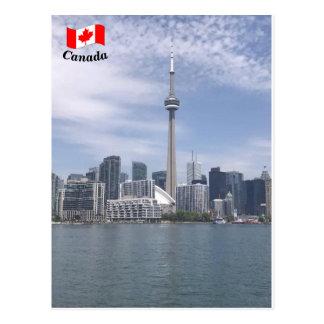 Postal Torre del NC, Ontario, Canadá (b)