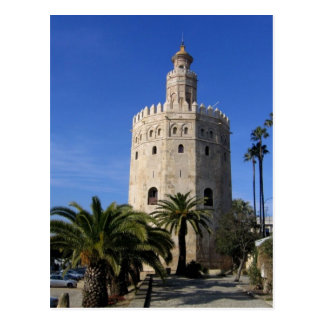 Postal Torre Del Oro