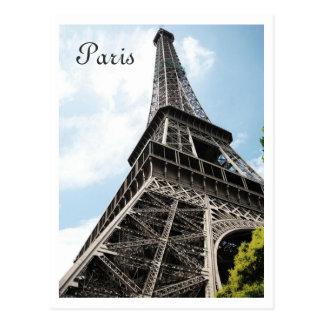 Postal Torre Eiffel