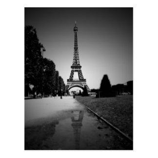 Postal Torre Eiffel 3