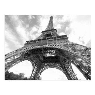 Postal Torre Eiffel, París Francia