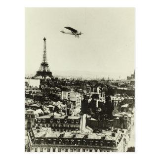 Postal Torre Eiffel París Francia del alcohol II