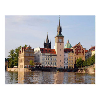 Postal Torre en Praga