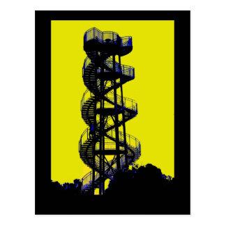 Postal Torre Perth Australia de la DNA