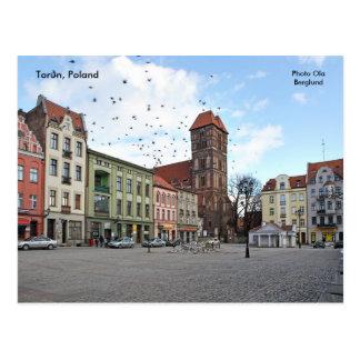 Postal Torun, Polonia, Ola Berglund de la foto