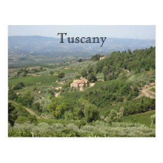 Postal Toscana