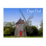 Postal total del molino de viento de Cape Cod East
