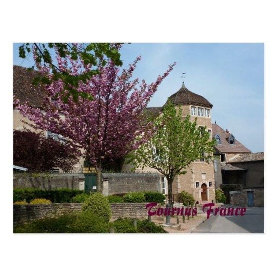 POSTAL - Tournus Francia