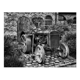 Postal Tractor de Fordson del vintage, Bredbury Pasillo