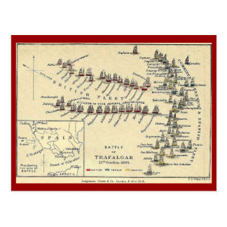 Postal Trafalgar