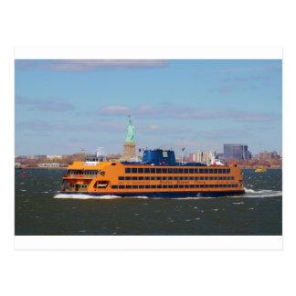 Postal Transbordador de Staten Island