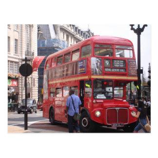 Postal Transporte para Londres 2