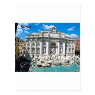 Postal Trevi-Fuente-Roma-Italia [kan.k] .JPG